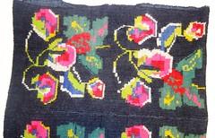 Handwoven bed spread 1948 - Emilija Radojcevic - 2013