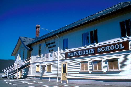 Metchosin School, Metchosin, Victoria, Vancouver Island, British Columbia, Canada