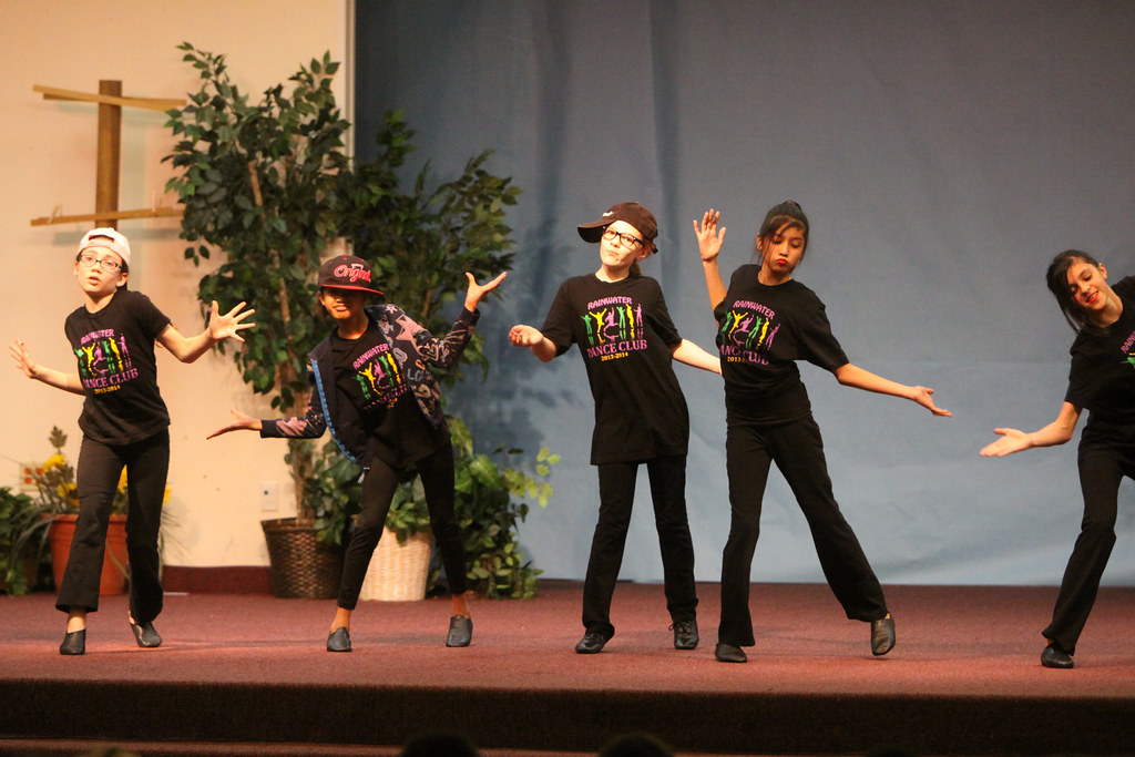 Rainwater Elementary Celebrates Black History Month with M ...