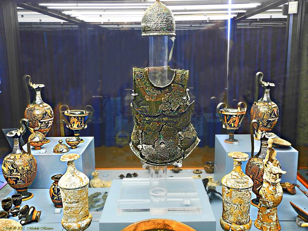 Melfi: Il Castello,Museo Archeologico Nazionale | Melfi,Basi