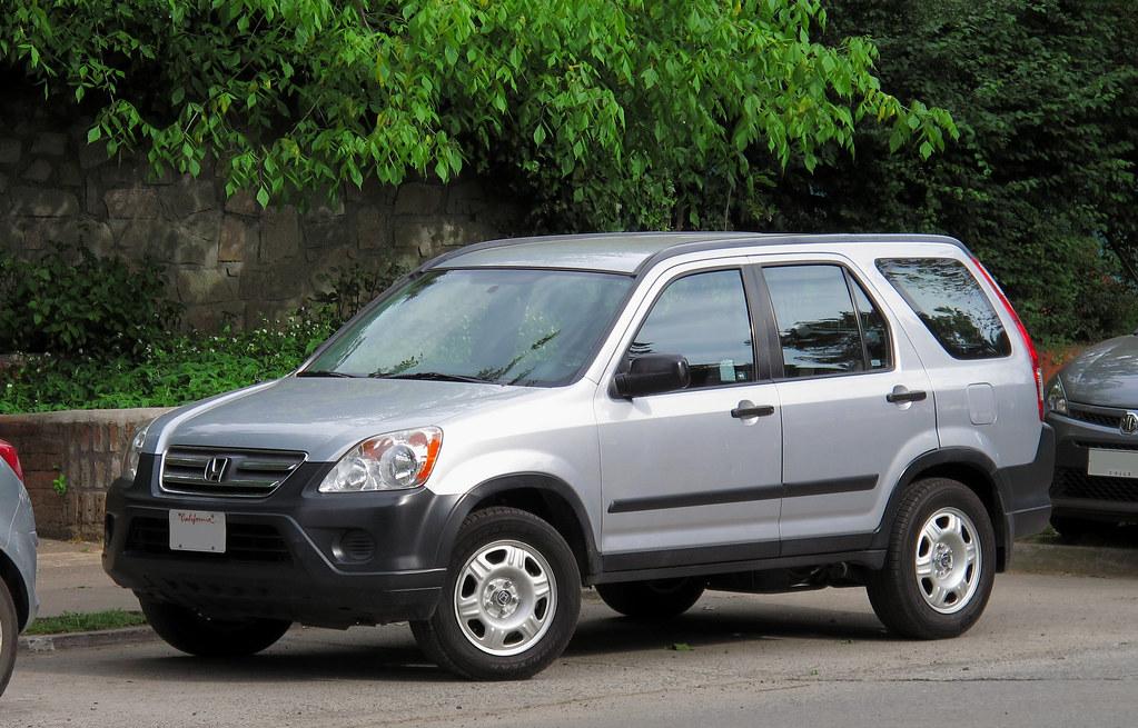 Honda CR-V 2.0 LX 2005   RL GNZLZ   Flickr