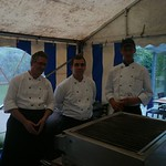 2012 Familiengrill in der ABA