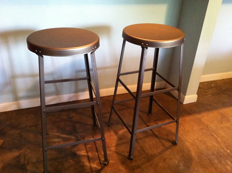 One ton stools, from at-95