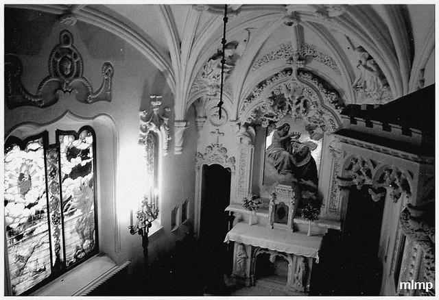 La chapelle de la Quinta da Regaleira