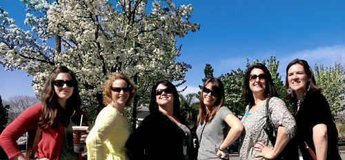 6 moms road trip 40th birthday universal starline tours | by GoodNCrazy