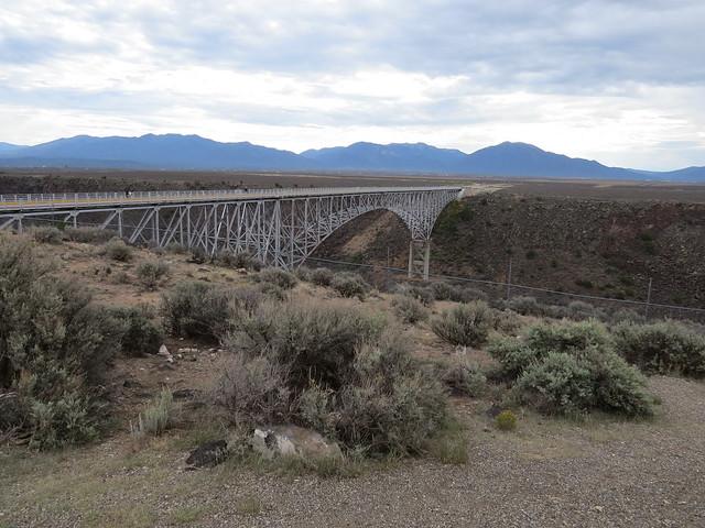 Bridge Over the Gorge