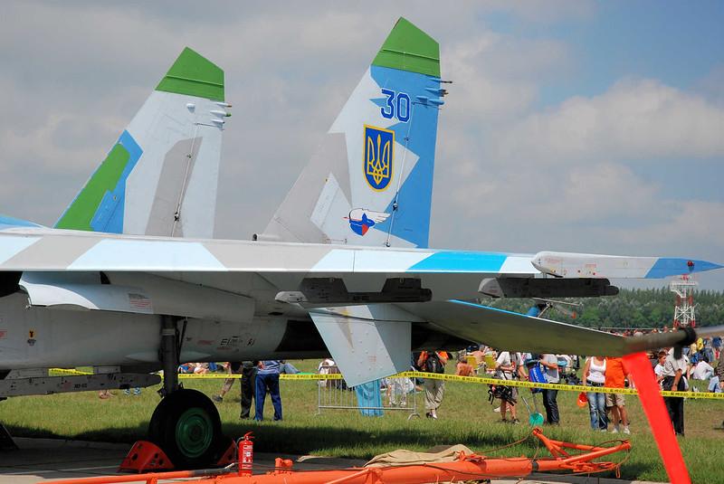 Сухой Су-27 (2)