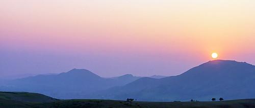 light sunrise landscape dawn nikon shropshire d60 churchstretton jactoll shrpshirehills