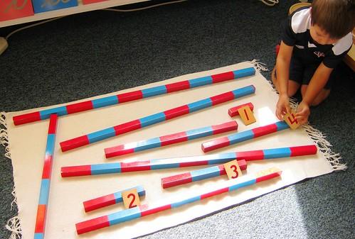 Children's House Montessori Math