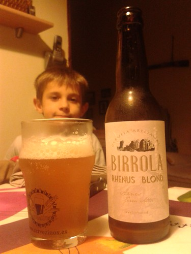 Birrola Rhenus Blond | by pep_tf