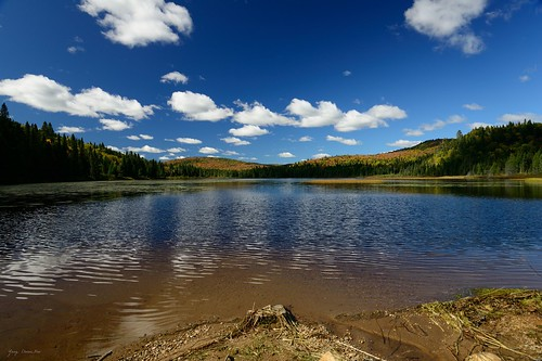 lake fall landscape day lac mounttremblant nikond800 lacauxrats pwpartlycloudy