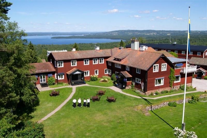 Villa Långbers hotell i Tällberg