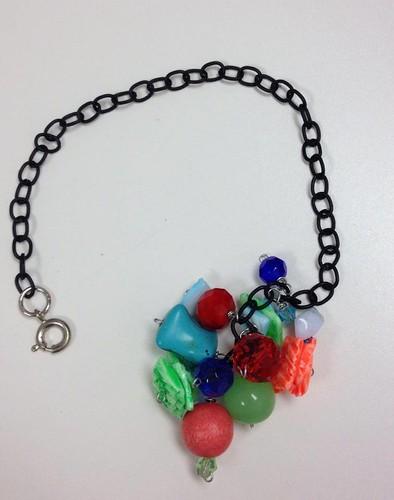 Cluster Bracelet Class 10/16/13 -2 | by ModnitsaAtelier