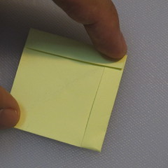 การพับกระดาษเป็นรูปเรือใบ (Origami Boat – 船の折り紙) 007