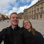 Us at Versailles