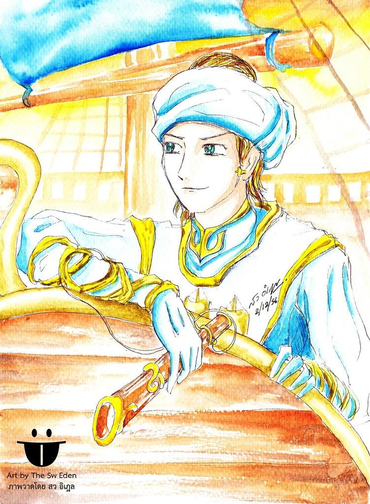 สว อิเฎล คนที่ชอบตะเบงชะเวตี้ เป็นศิลปิน และโคตรจะ Cool ยิ่งกว่าที่พระเจ้าประสงค์ให้เป็น