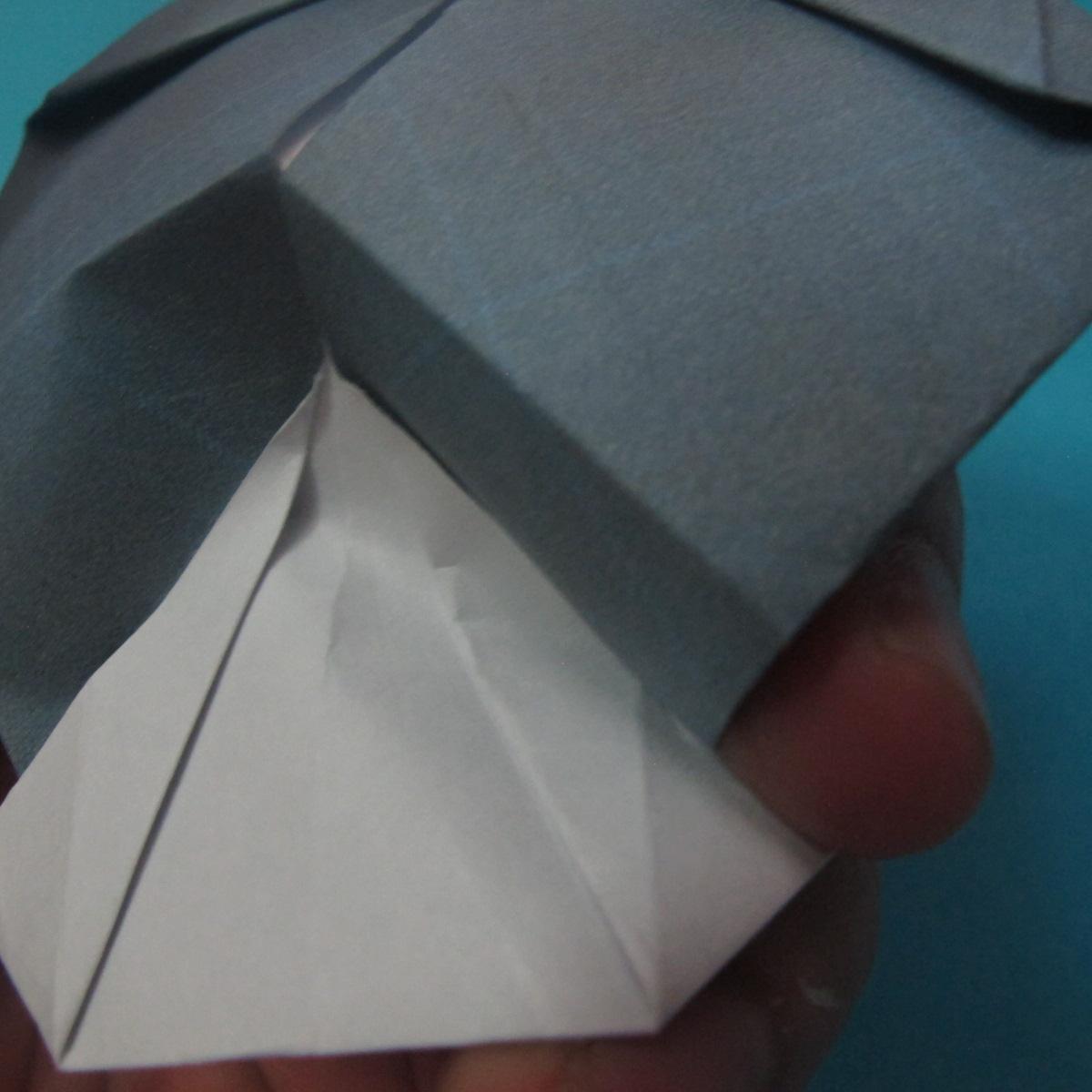 วิธีการพับกระดาษเป็นรูปนกเค้าแมว 031