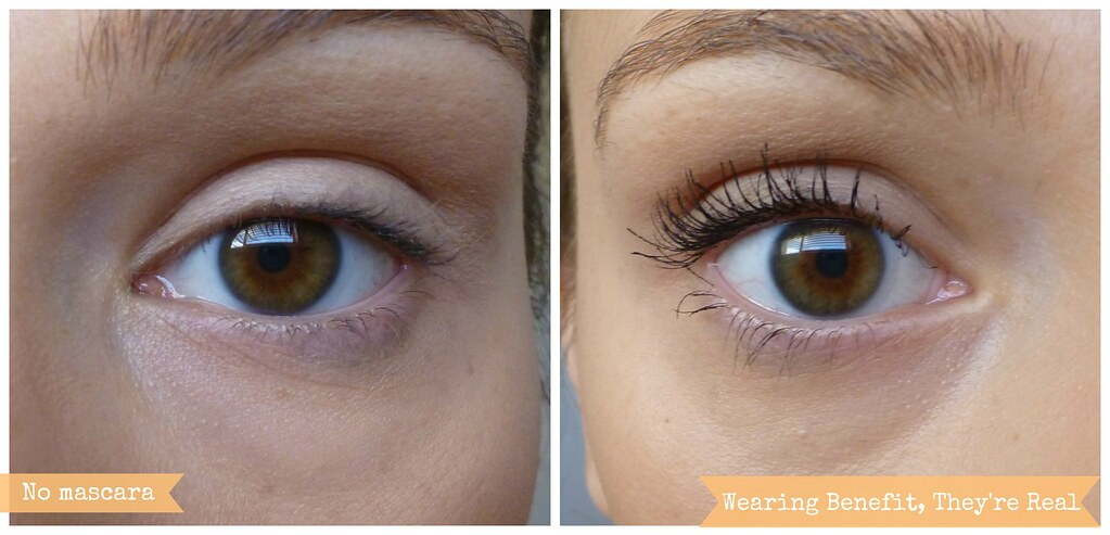12f06d56a7c ... Benefit they're real mascara before after photo australian beauty  reveiw blog blogger aussie makeup