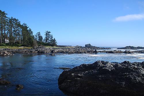 Big Beach, Ucluelet, West Coast Vancouver Island, British Columbia