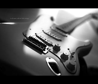 Six Little Strings   by Dusty J