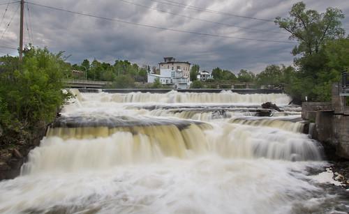 longexposure ontario canada water waterfall nikon falls hydroelectric almonte d7100 bensenior nikond7100