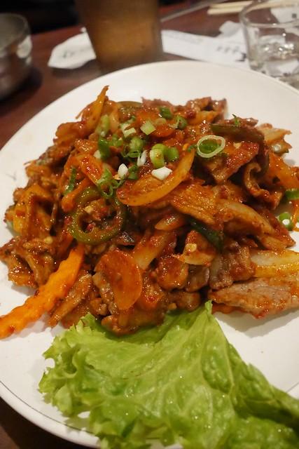 土, 2016-10-22 20:09 - ブッチャンドン Natural Tofu Restaurant