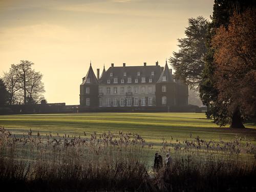 lahulpe châteaudelahulpe château parcsolvay parc reservenaturelle