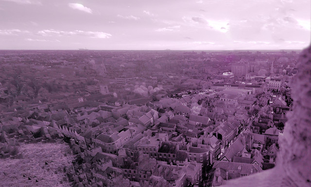 York in ultraviolet
