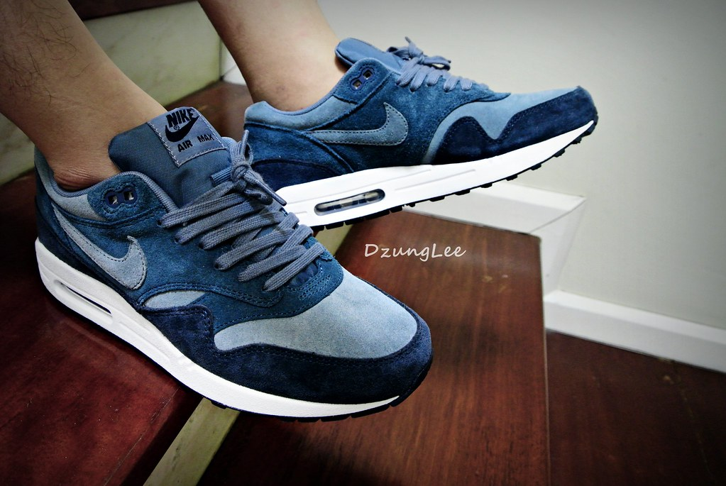a4f6638e09 Nike Air Max 1 Blue Suede | dzxng | Flickr