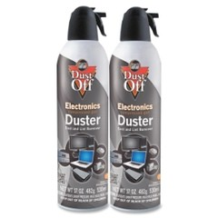Dust Off Disposable Compressed Gas Duster | by iabergio