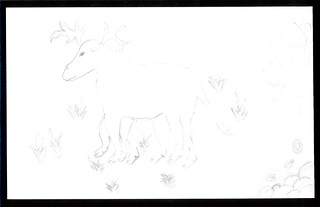 Bayat - Drawing 91-100-17
