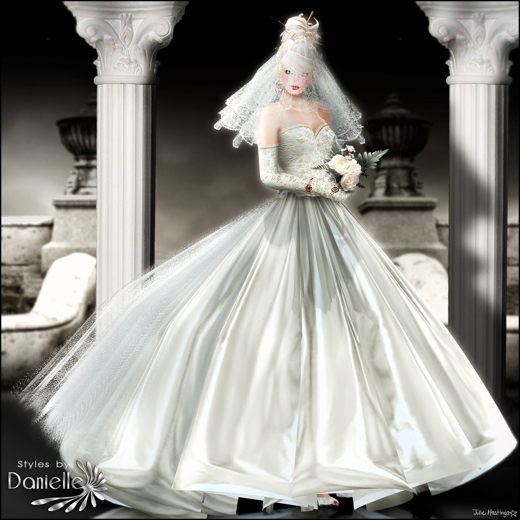 DANIELLE AD Countess Bridal Gown