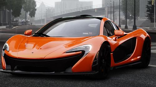 GTA IV - McLaren P1 | by JavierCC