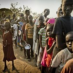 UNHCR News Story: Almost 80,000 South Sudanese flee to neighbouring countries as fighting generates more displacement