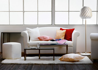 White Living Room | by outreachr.com