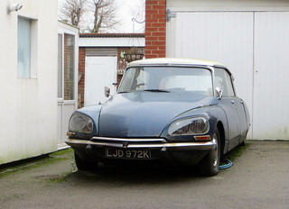 1972 Citroen DS | by Spottedlaurel