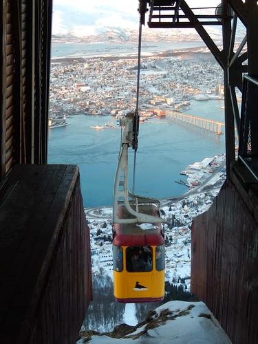 13 - Tromso - kabelbaan