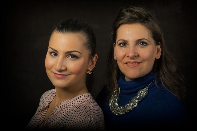 Muhterem Cen und Ebru Dereli