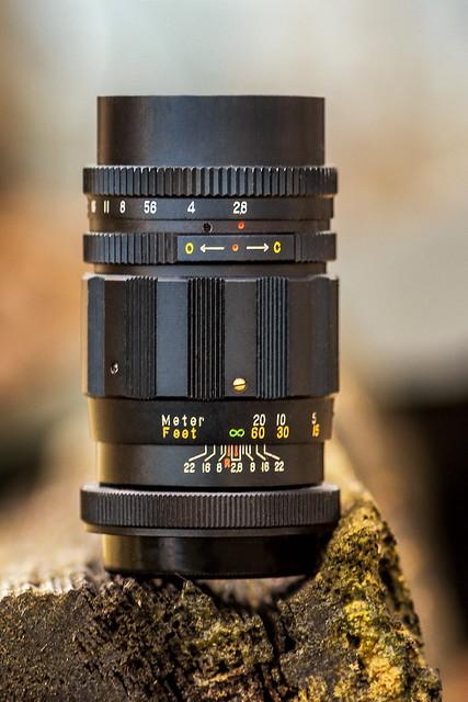 Kawanon 105mm ƒ/2.8 preset