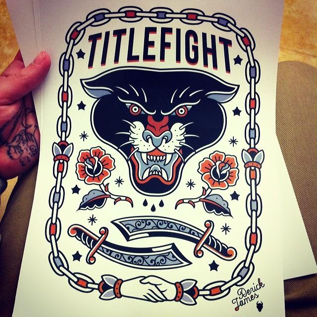 fb0cadda2 ... #tattoo #tattoos #traditional #panther #oldschool #tattooflash  #titlefight #rose