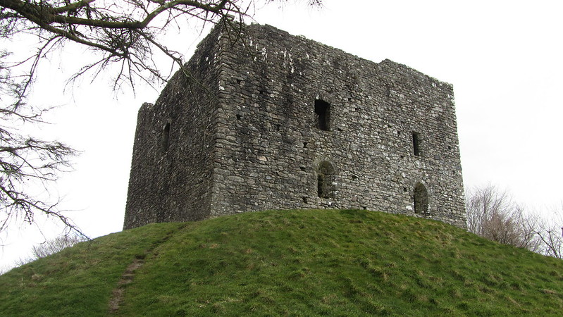 Lydford Castle