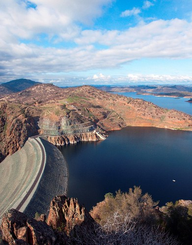 New Melones Dam and Reservoir | by Bureau of Reclamation