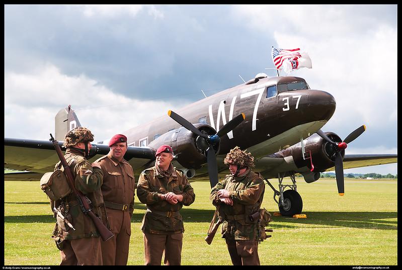 Duxford D-Day Airshow 2014
