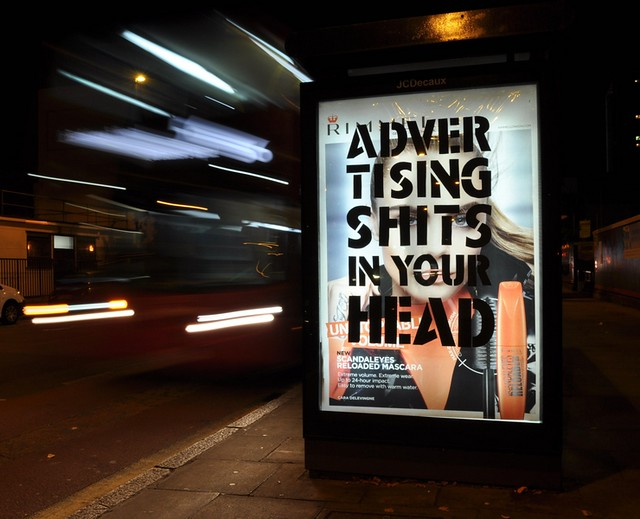 Advertising Shits In Your Head