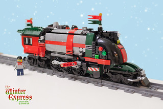 The Winter Express   by niteangel