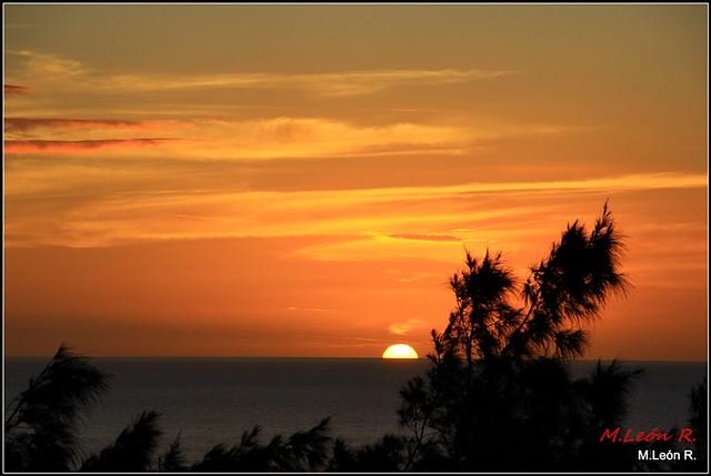 Dawn ( Fuerteventura Island)-Canary Islands.