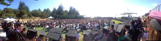 UCSC College Nine Commencement Ceremony