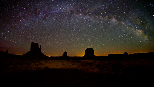 Milky Way, Monument Valley, Utah | by Desires Photo