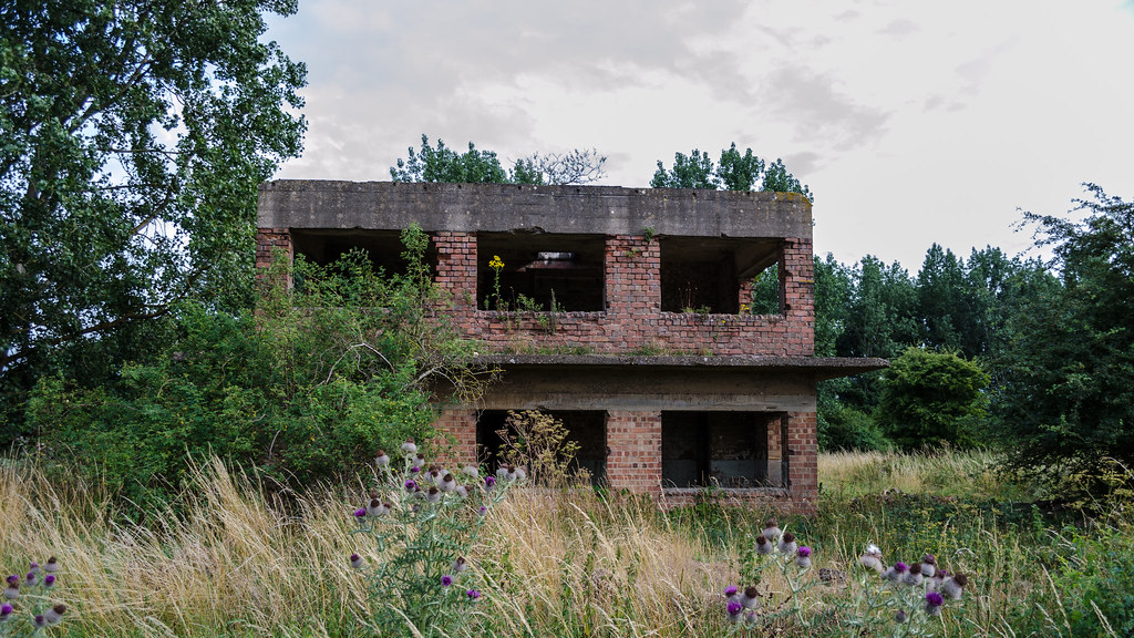 Kings Cliffe Airfield