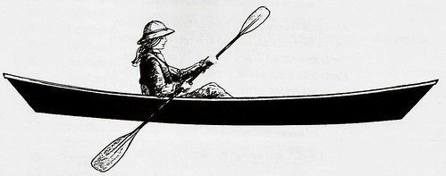 six-hour canoe illustration